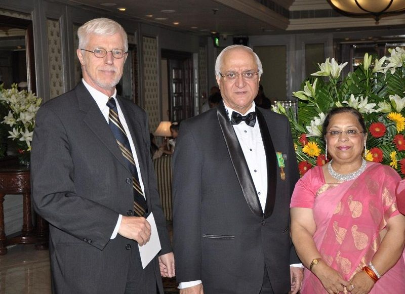 ... JOINT SECRETARY, HEAD OF EAST& SOUTH AFRICA DIVISION, GOVT. OF INDIA